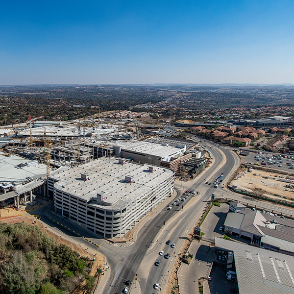Fourways Mall, Joanesburgo – South Africa